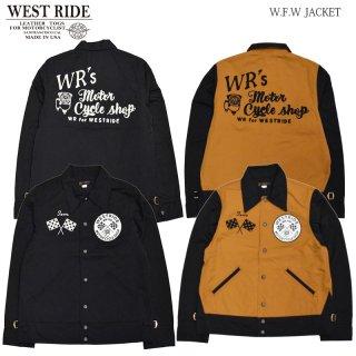 【WEST RIDE/ウエストライド】ジャケット/W.F.W JACKET