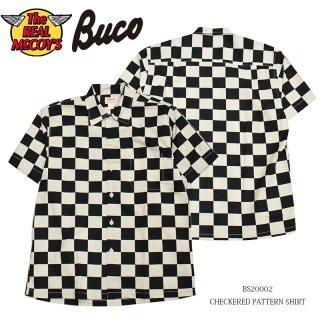 【THE REAL McCOY'S/リアルマッコイズ】シャツ/BUCO CHECKERED PATTERN SHIRT:BS20002