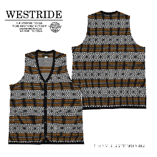 【WEST RIDE/ウエストライド】 ベスト / NGT RUG VEST