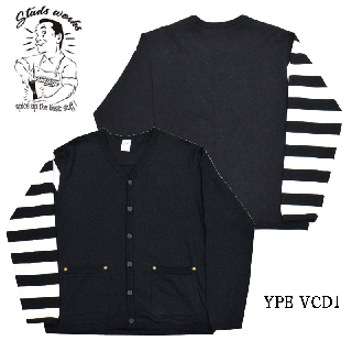 【Vin&Age ヴィンアンドエイジ】カーディガン/VPE VCD1