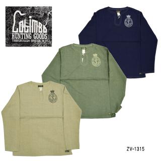 【COLIMBO/コリンボ】長袖スリーピングシャツ/Scapa Flow Sleeping Shirt/ZV-0305