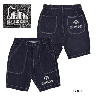 【COLIMBO/コリンボ】ショートパンツ/60's Utility Shorts/ZV-0215