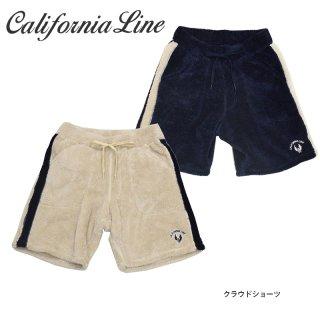 【CALIFORNIA LINE/カリフォルニアライン】ショーツ/クラウドショーツ