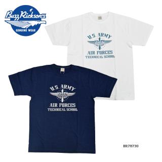 【Buzz Rickson's バズリクソンズ】半袖 Tシャツ