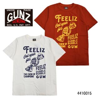 【GUNZ /ガンズ】半袖Tシャツ/441G015
