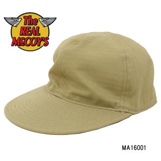 【THE REAL McCOY'S/リアルマッコイズ】キャップ/TYPE A-3 CAP/MA16001