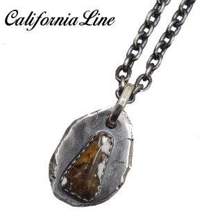 【CALIFORNIA LINE/カリフォルニアライン】ペンダント/ ストーンネックレス