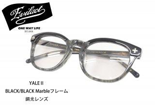 【EVIL ACT/イーブルアクト】サングラス/YALE�:BLACK/BLACK Marbleフレーム 調光レンズ