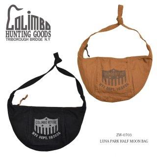 【COLIMBO/コリンボ】BAG/LUNA PARK HALF-MOON BAG:ZW-0703