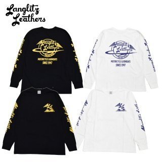 【Langlitz Leathers /ラングリッツレザーズ】ロングスリーブTシャツ/L/S タイプLL299