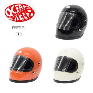 【OCEAN BEETLEオーシャンビートル】ヘルメット/BEETLE STR:送料サービス対象外
