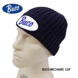 【THE REAL McCOY'S/リアルマッコイズ】ニットキャップ/BUCO MECHANIC CAP/BA21103