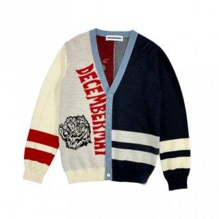 Lovers Tiger cardigan / men 1-105-1012