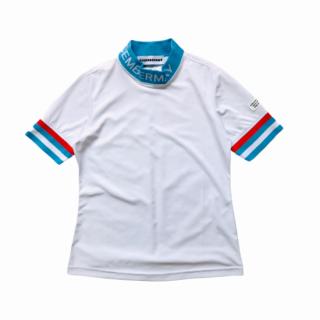 Comfortable Highneck Shirt / women 2-105-0116