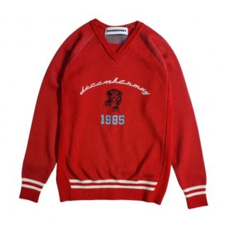 Varsity Panther knit / women 2-105-1011