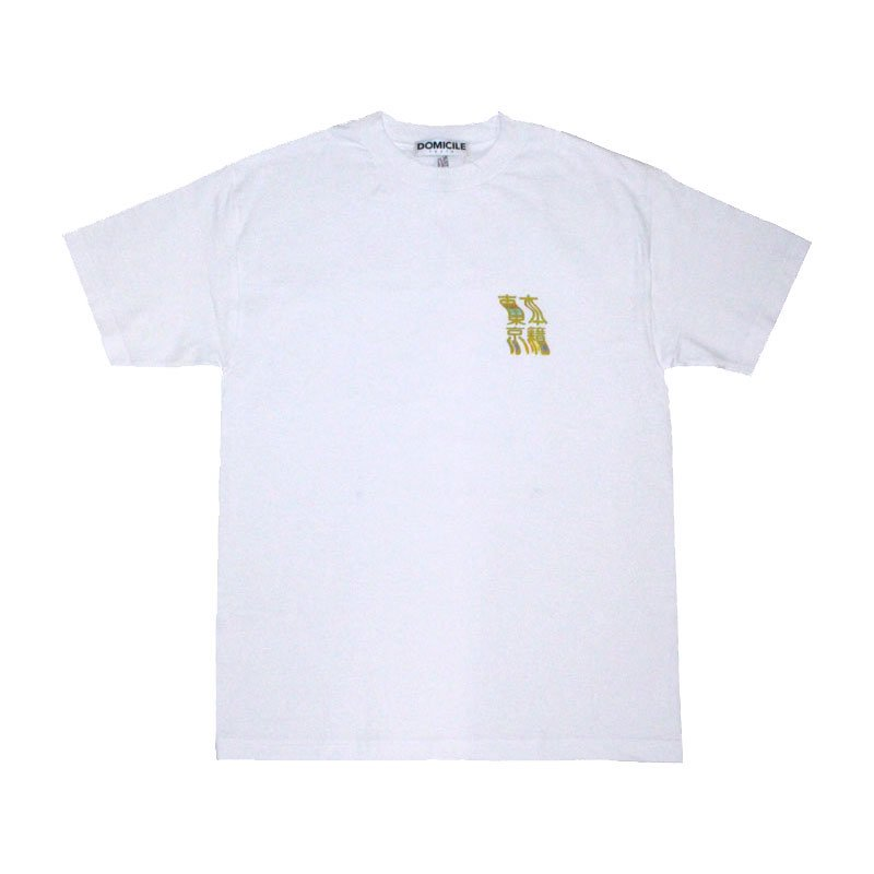 東京本籍 T-SHIRT 【WHITE】