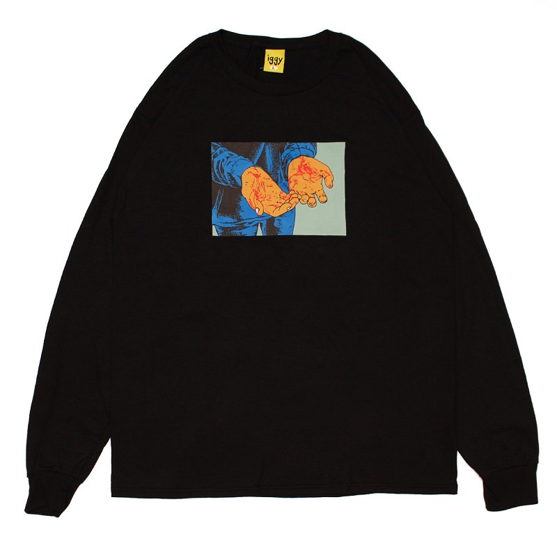 Blood On My Hands Long Sleeve
