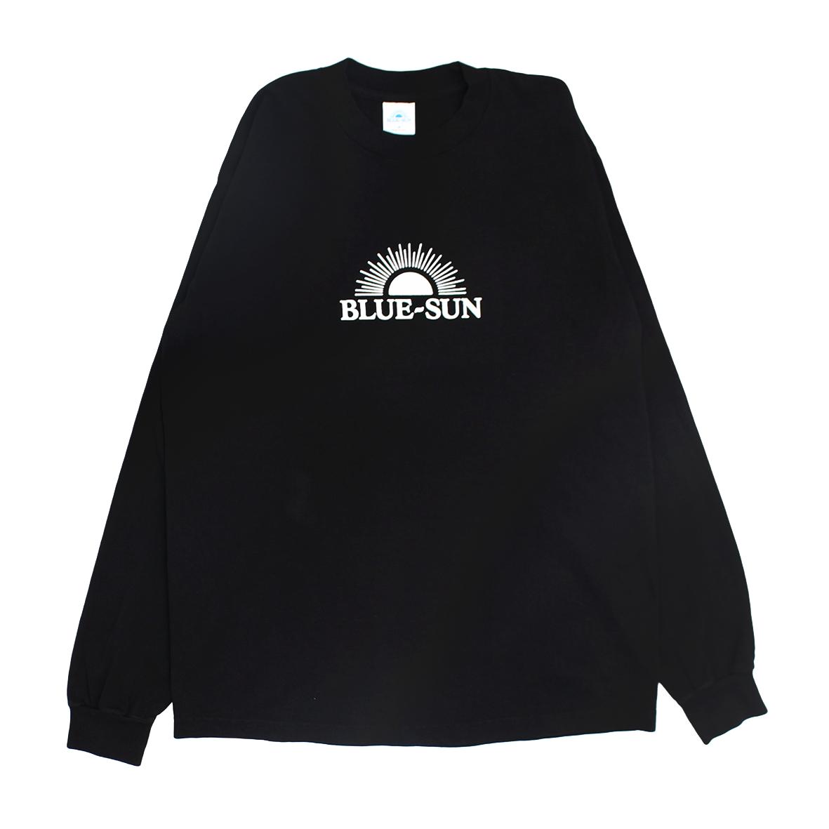 LOGO L/S TEE 【BLACK】