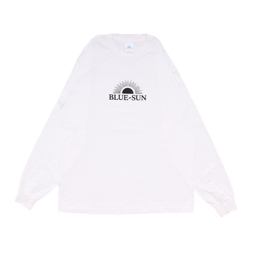 LOGO L/S TEE 【WHITE】