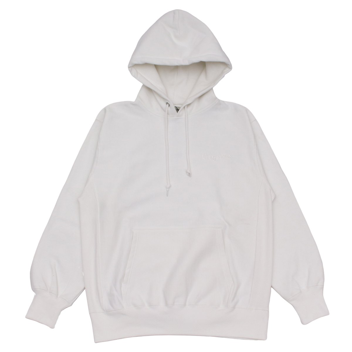 MANGROVE HOODIE 【WHITE】