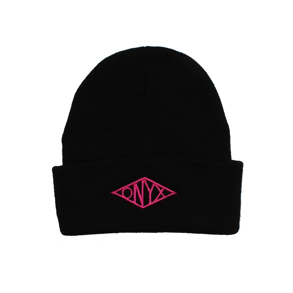 DANCE PARTY BEANIE 【BLACK】