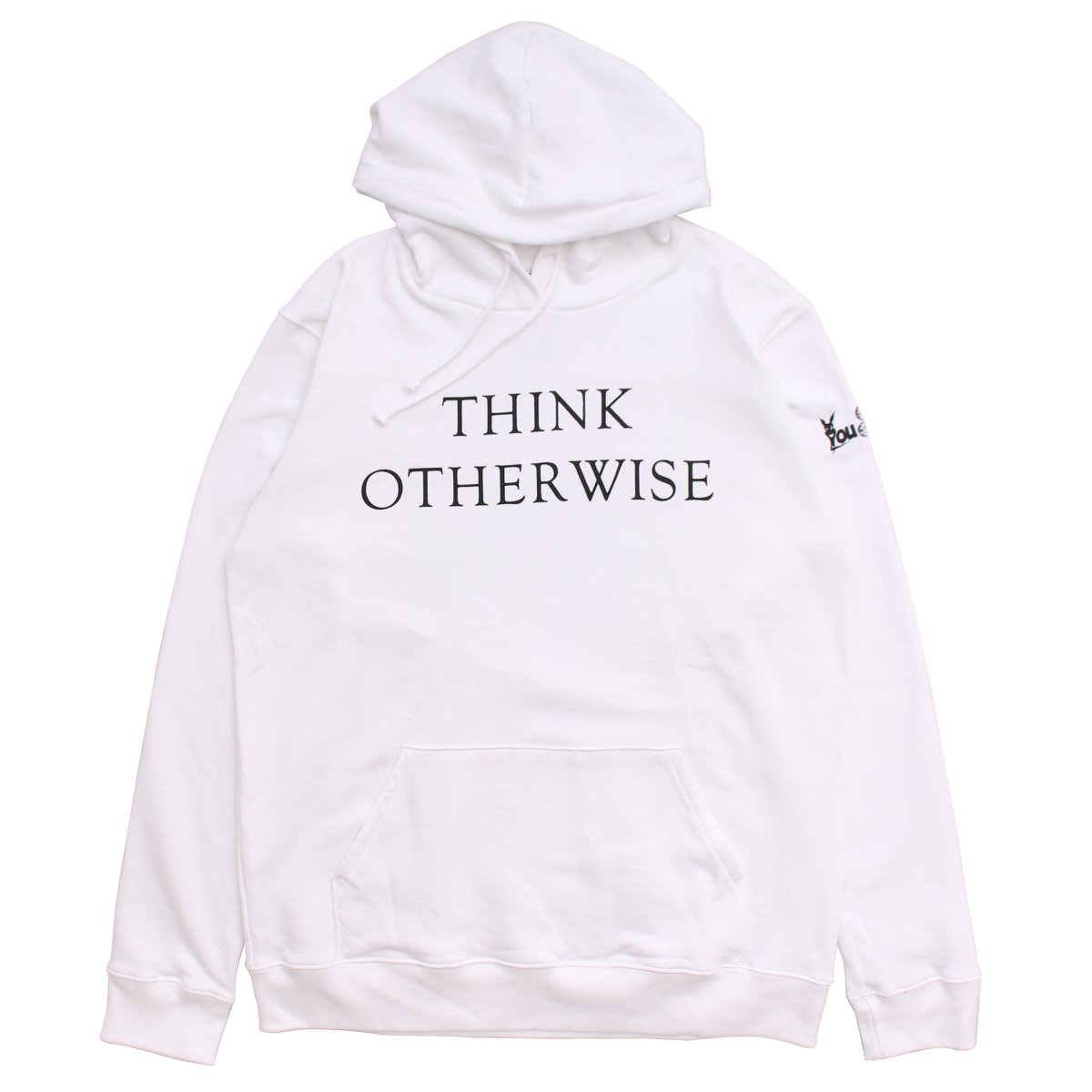 THINK OTHERWISE HOODIE