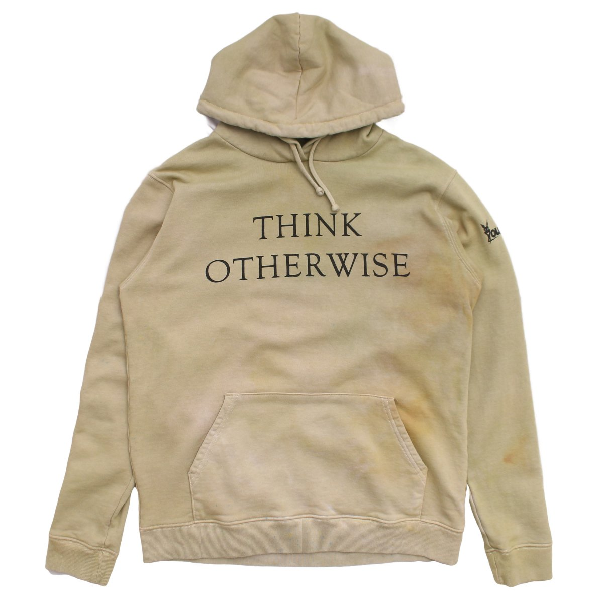 Savege Capitalism dyed Hoodie(1 of 1)