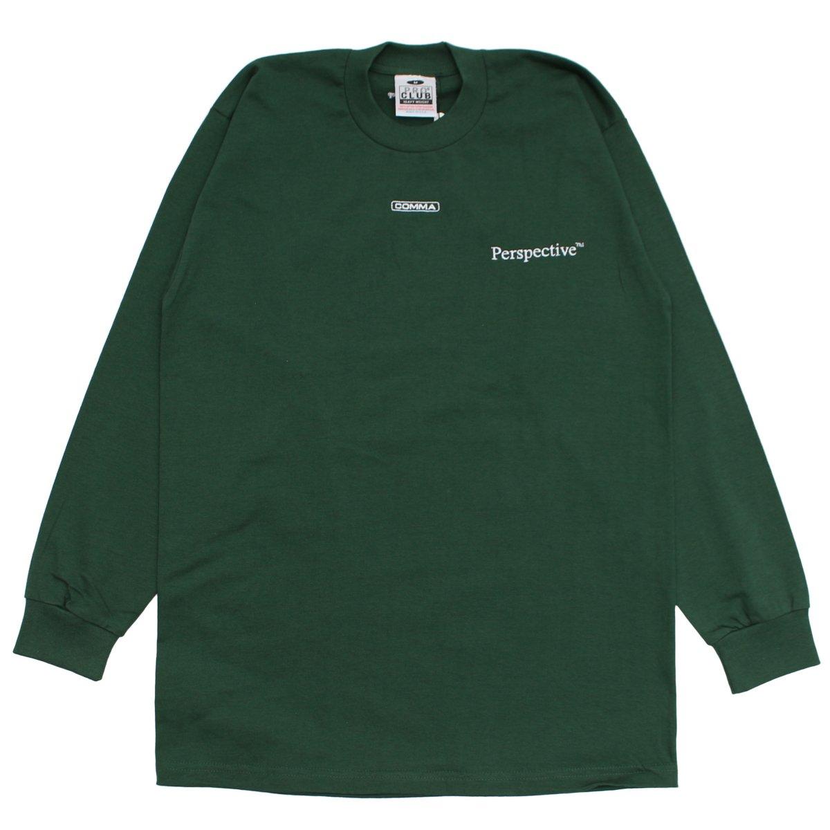 Perspective™ Green Long Sleeve Tee