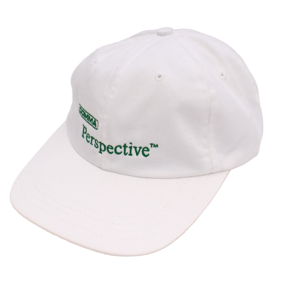 Perspective™ White Nylon Strap Hat