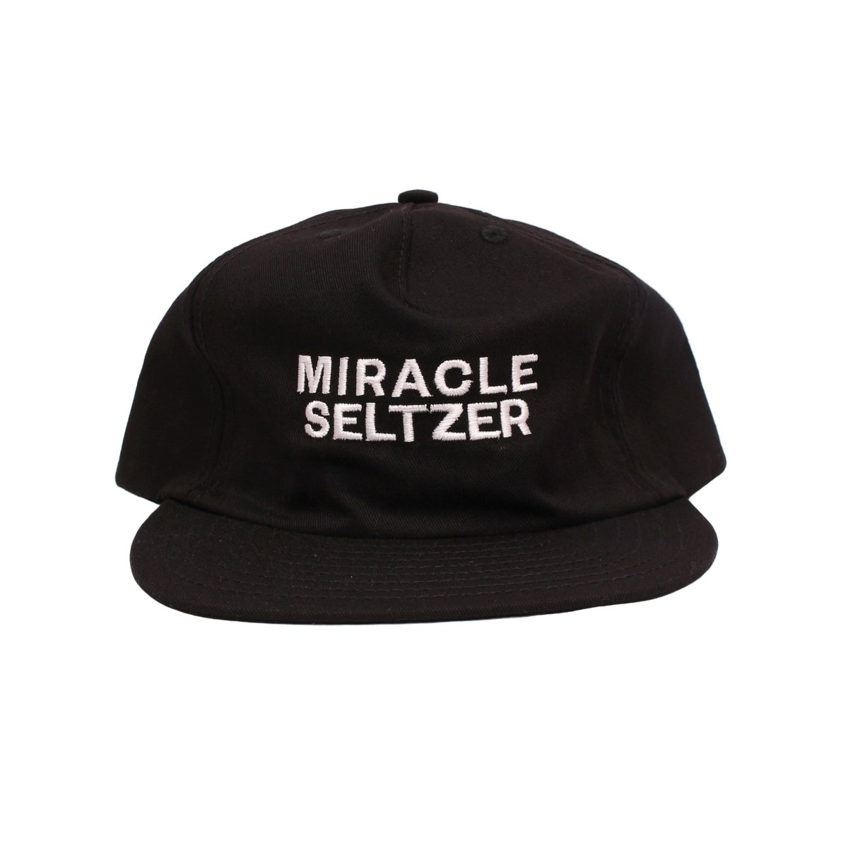 black miracle hat