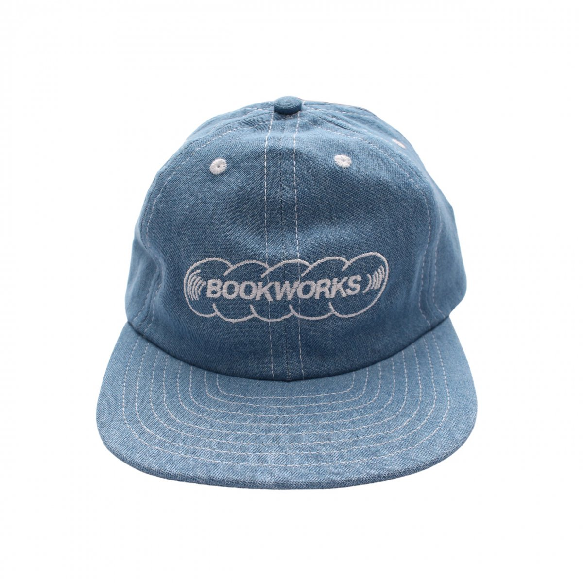 BW Record Logo Hat
