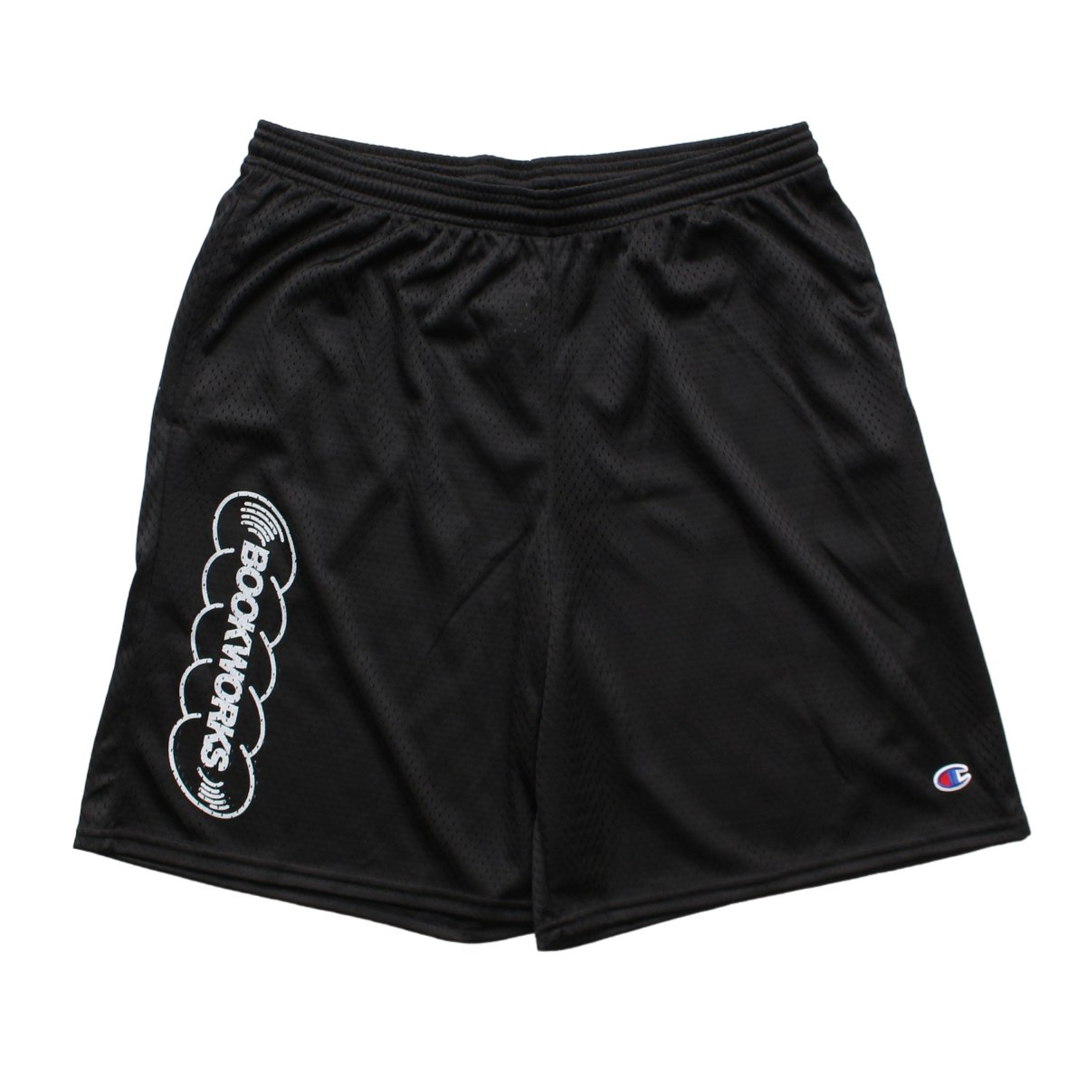 BW Mesh Shorts【MAROON】