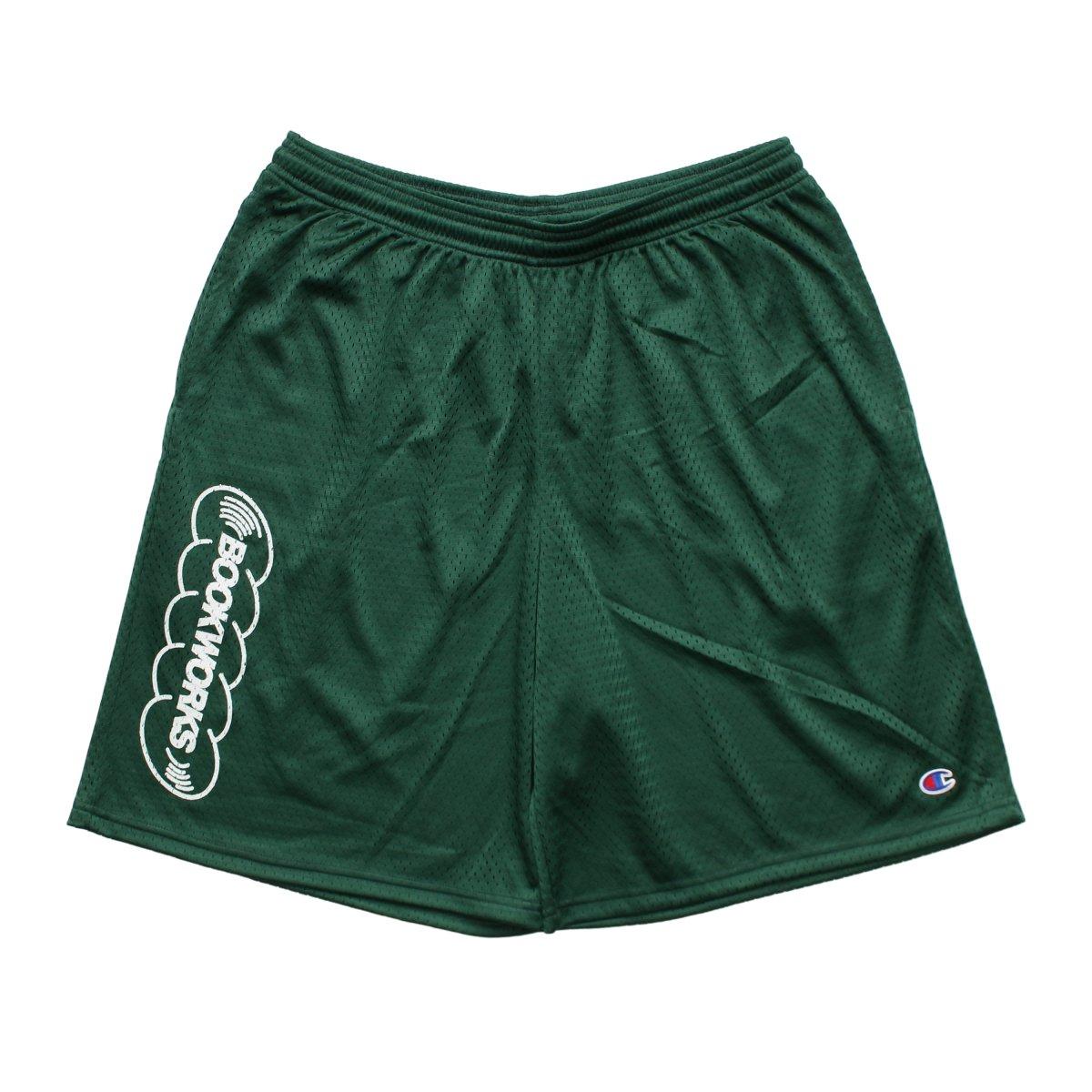 BW Mesh Shorts【GREEN】