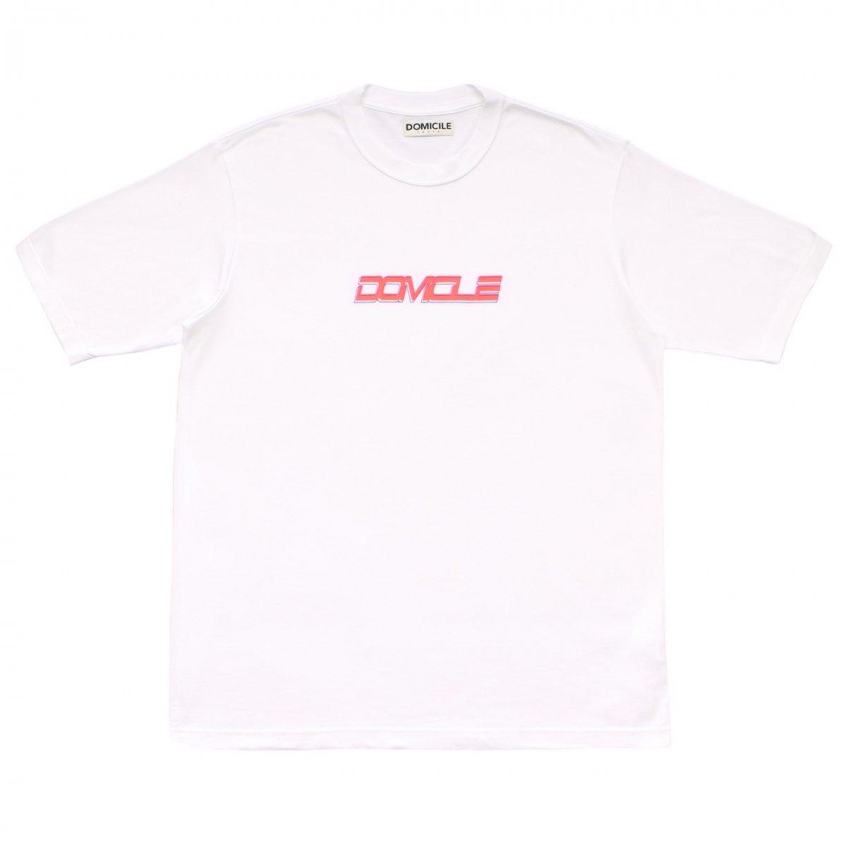 DOMICILE2020 TEE【WHITE】