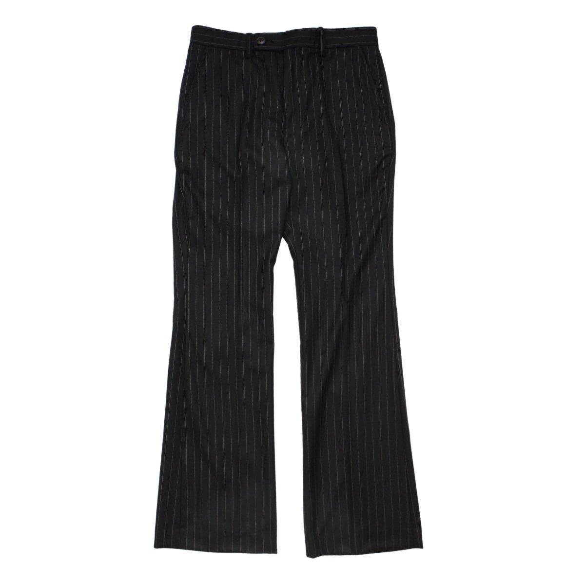 Stripe Flare Slacks