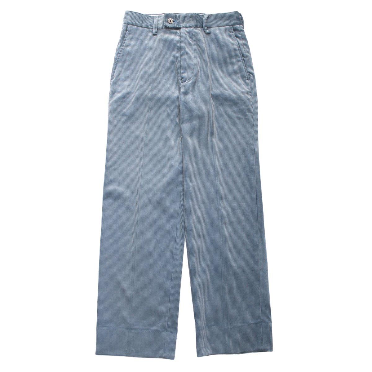 Corduroy 5pkt Pants【SAX】