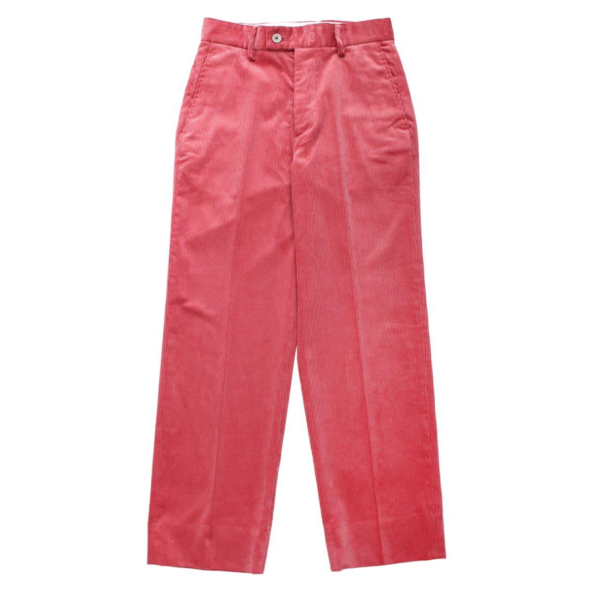 Corduroy 5pkt Pants【PINK】