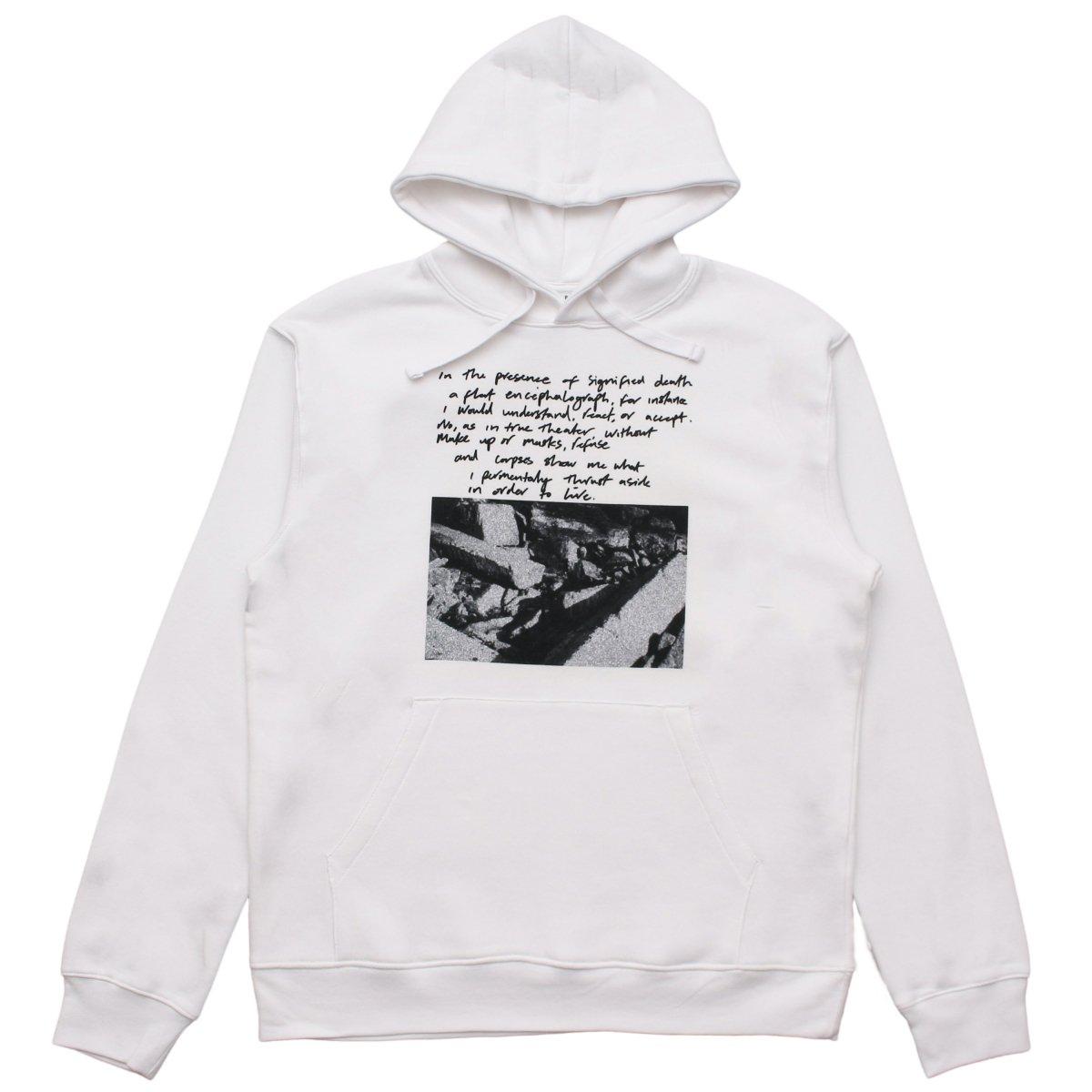 Horror hoodie