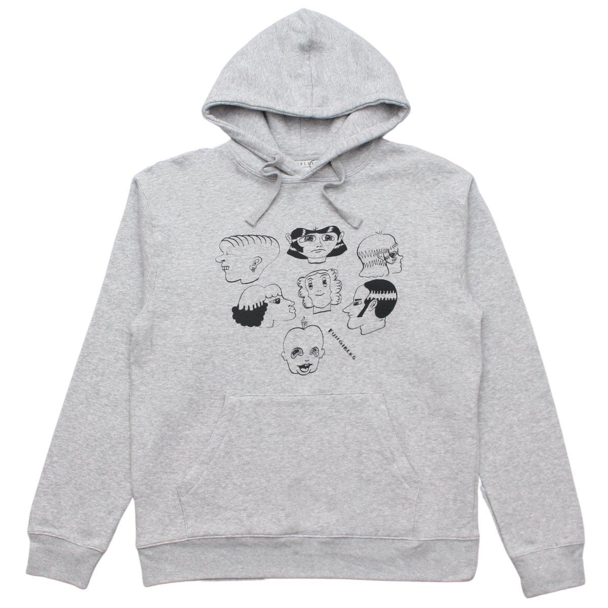 Faces hoodie