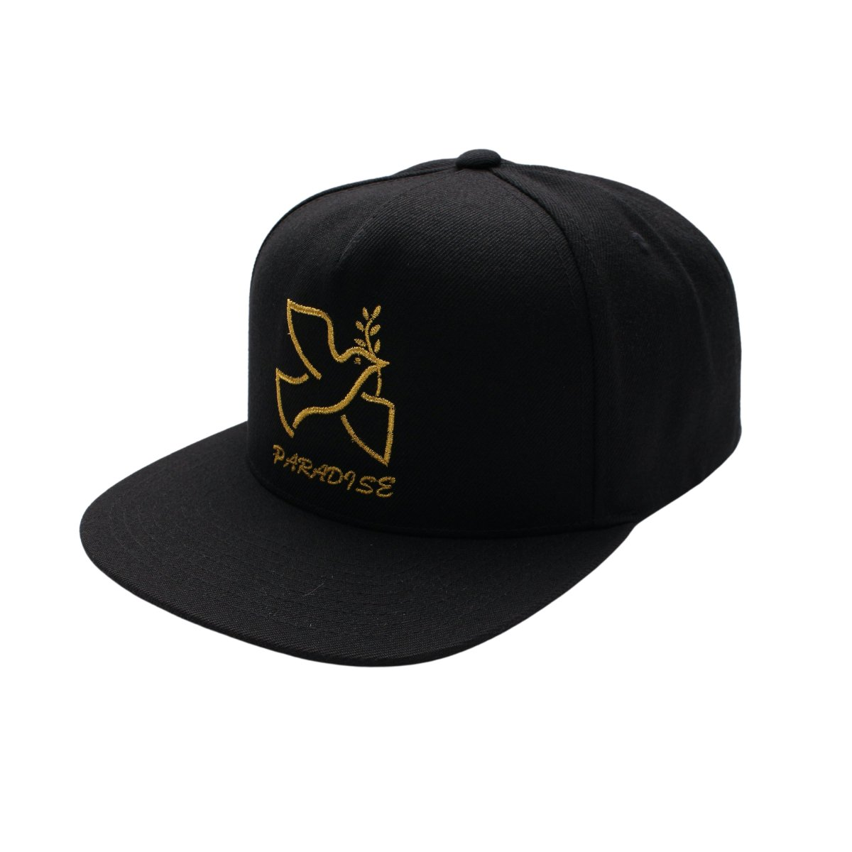 DOVE OF PARADISE 5-PANEL EMBROIDERED