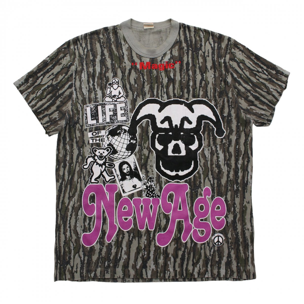 MAGIC LIFE OF THE NEW AGE SHIRT  #02