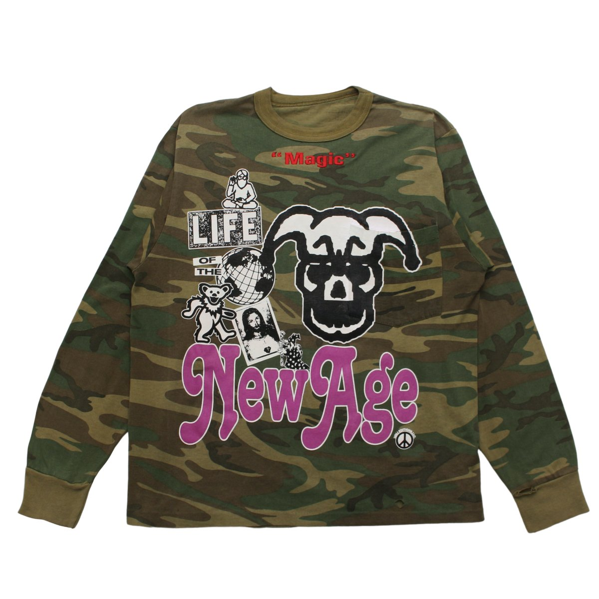 MAGIC LIFE OF THE NEW AGE SHIRT  #06