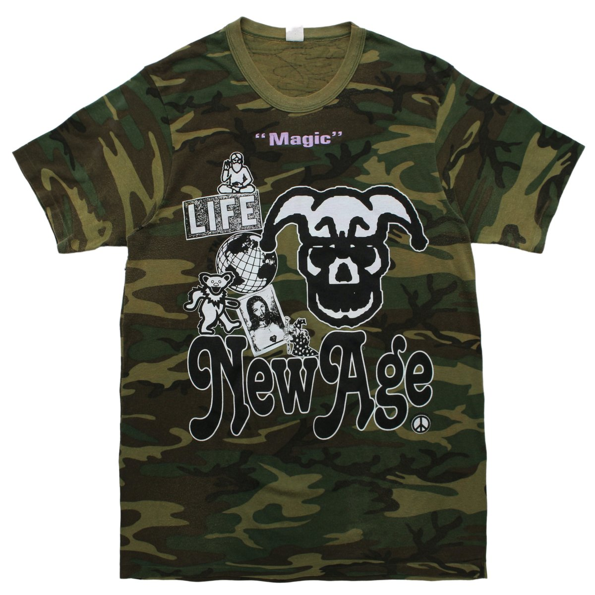 MAGIC LIFE OF THE NEW AGE SHIRT  #08