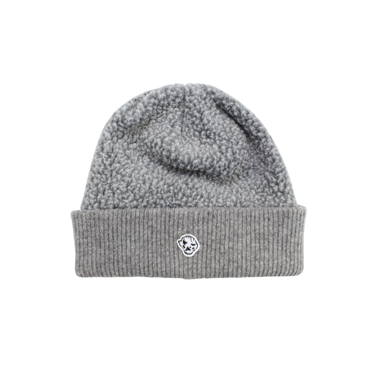 Fleece Knit Beanie