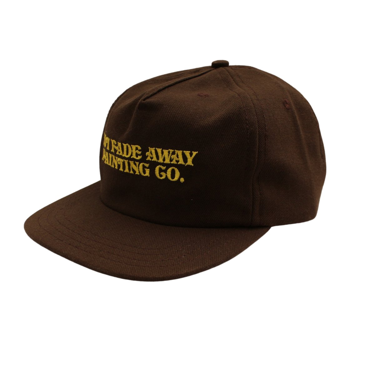 Cosmic Music hat 【BROWN】