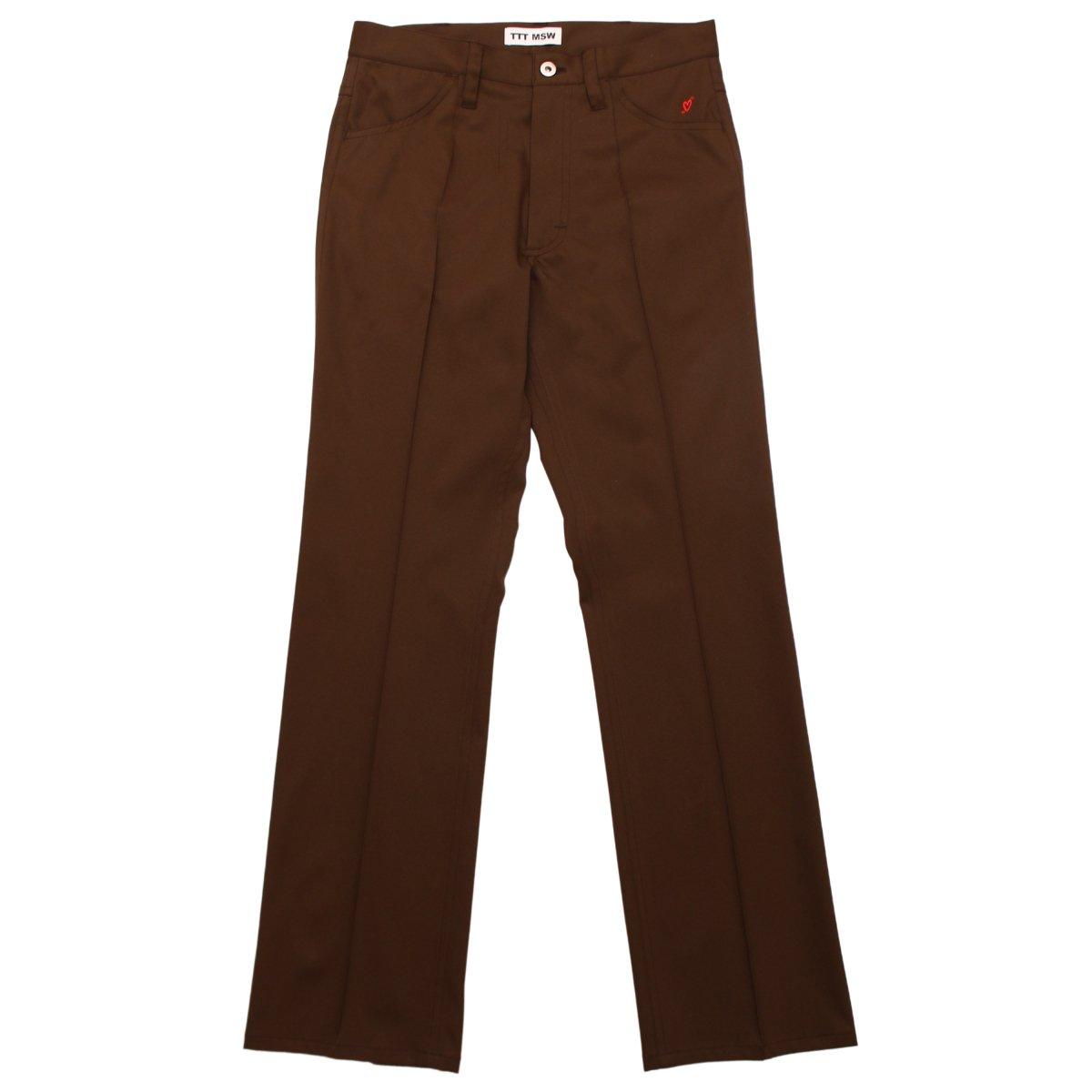 New standard pants 【BROWN】