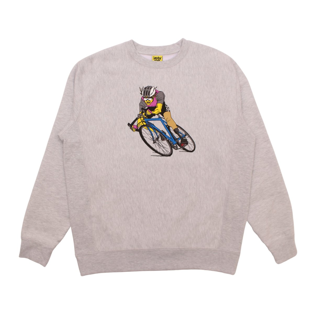 Cycling Crewneck Sweatshirt