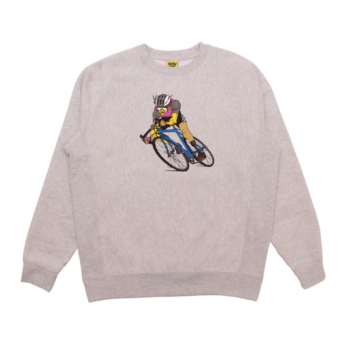 Cycling Crewneck Sweatshirt