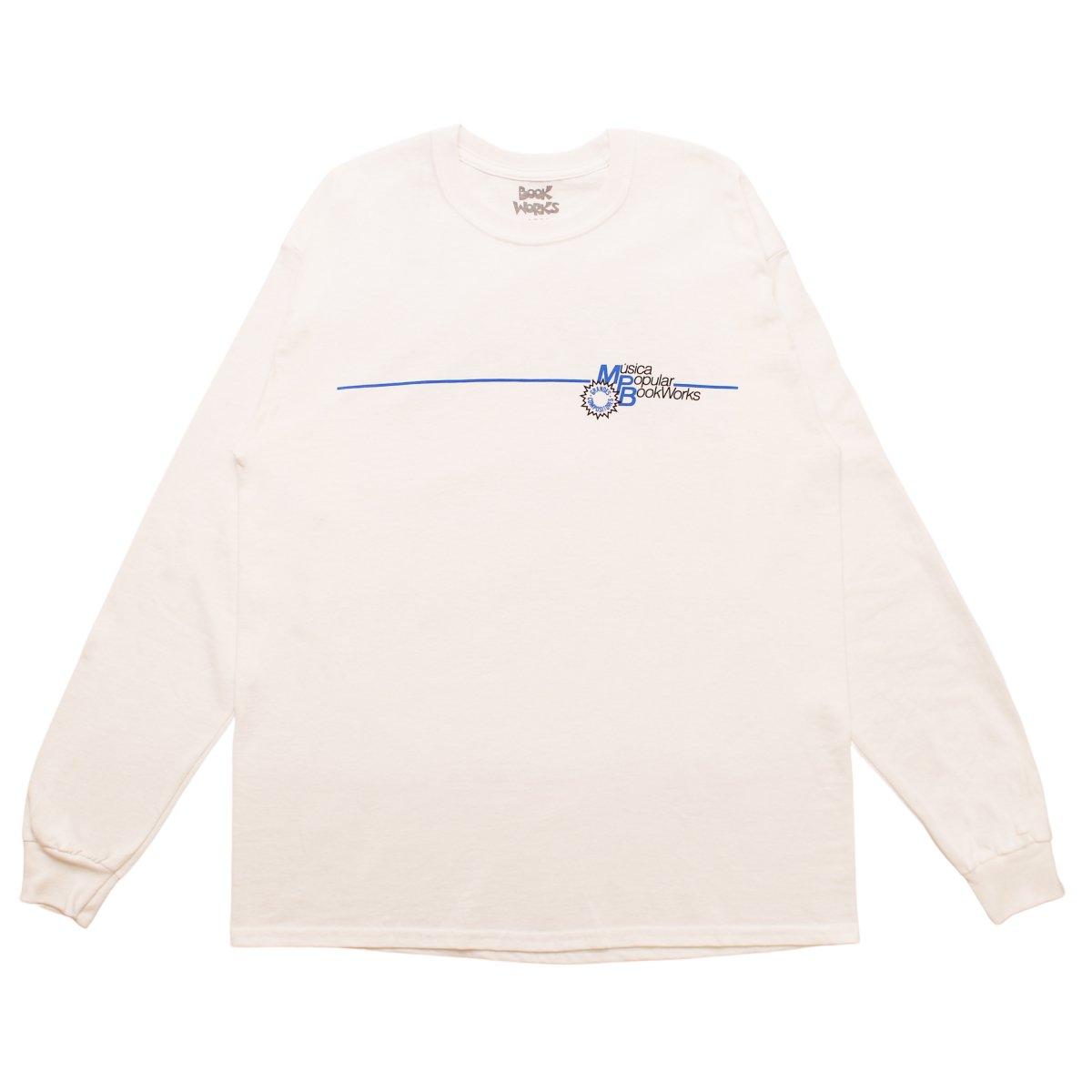 MPB L/S SHIRTS 【WHITE】