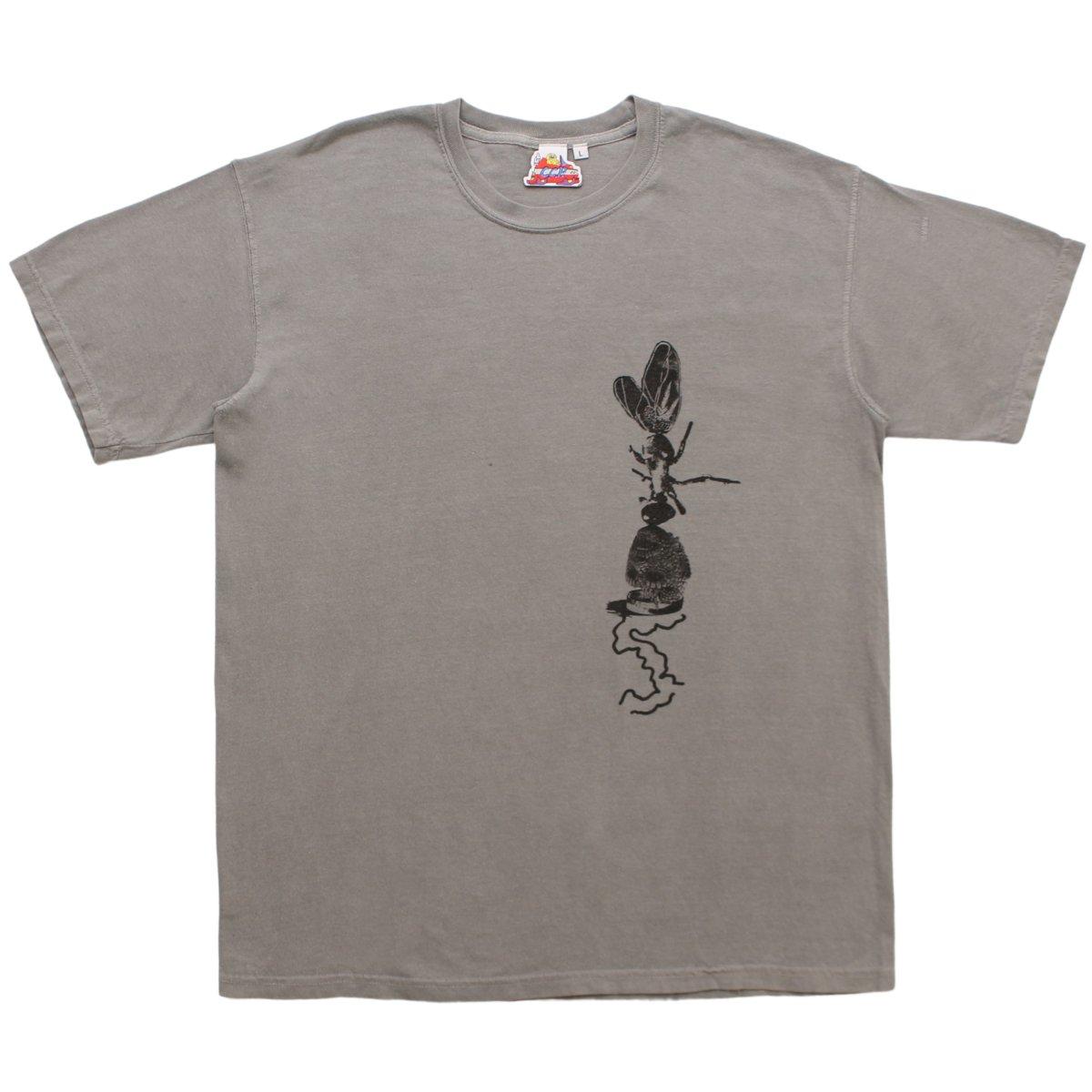 Ed Davis x BIEN T-shirt【GREY】